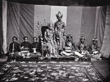 Royal Family, Borneo