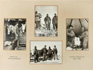 Official Photographs, Scotts Expedition 1910-1913