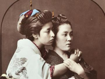 Young Geishas