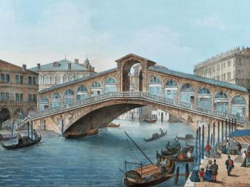 The bridge of Rialto