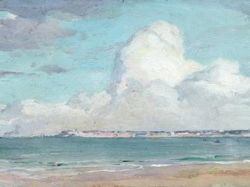 View of Deauville