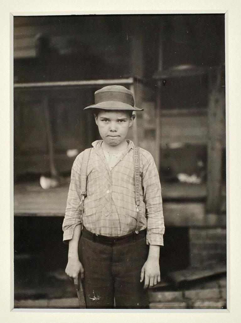 George, A worker in A Cotton Mill , April 1913