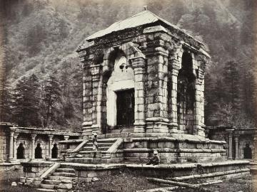 Ancient Temple at Nowshera